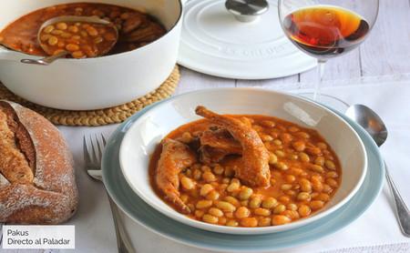Pochas con codornices a la riojana, un exquisito manjar para todo el año