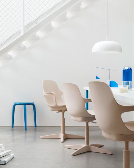 Ikea Novedades Octubre 2019 Ph164351 Silla Giratoria