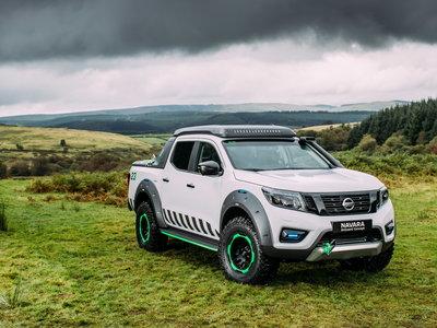 Nissan estudia la posibilidad de crear una Frontier ¿Nismo? para luchar con la Ranger Raptor