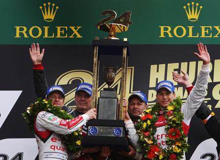 24 horas de Le Mans 2013: Nueva victoria de Audi con Toyota más cerca de lo esperado