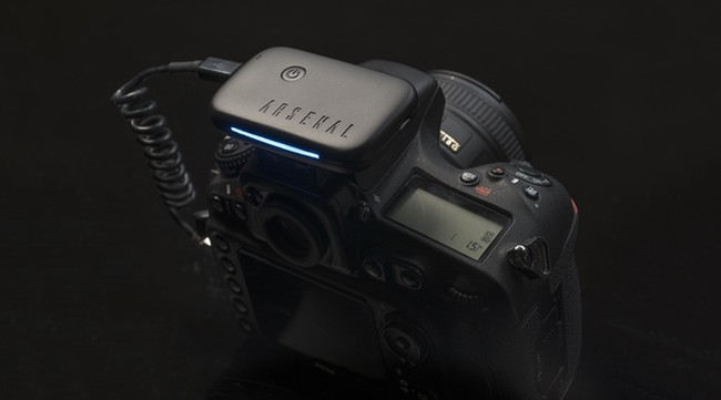 "Arsenal, un dispositivo de inteligencia artificial que ""casi"" prescinde del fotógrafo"