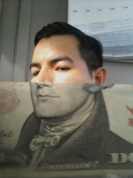 Money Face Challenge 11