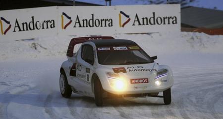 El campeonato de vehículos eléctricos Electric Andros Trophy llegará este fin de semana a Andorra