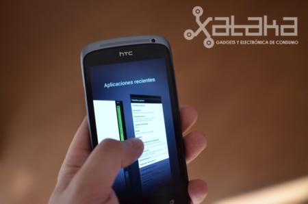 HTC One S análisis multotarea