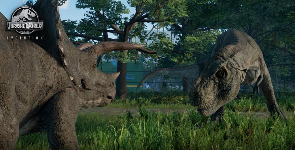 Jurassic World Evolution Fx17