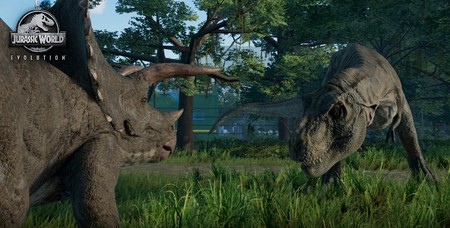 Jurassic World Evolution Fx17