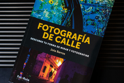 'Fotografía de calle', otro libro para sumergirse en la fotografía callejera