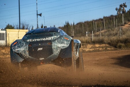 Cupra Shows Its More Radical Racing Side In The Extreme E Official Tests 2 Hq