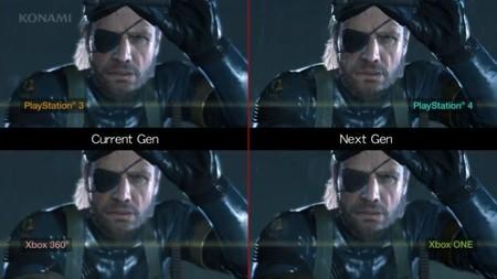Comparativa en vídeo entre todas las versiones de Metal Gear Solid V: Ground Zeroes