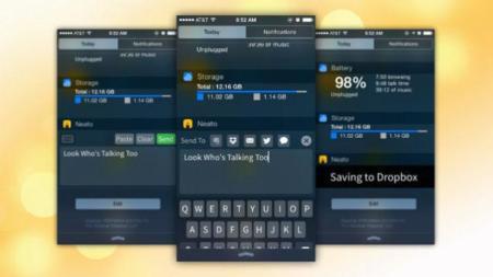 Apple y su falta de claridad hacen que Neato, uno de los widgets más útiles, esté a punto de desaparecer