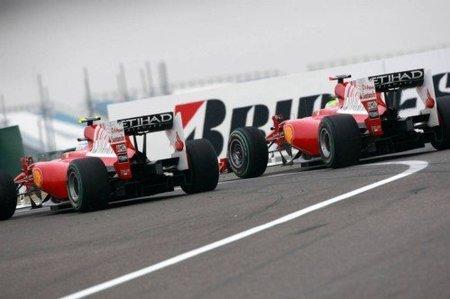 Felipe Massa sí está molesto con la acción de Fernando Alonso