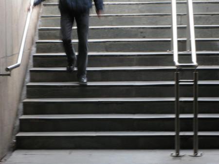 Cuatro buenas razones para subir escaleras