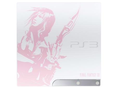 PS3 Slim Edición FFXIII