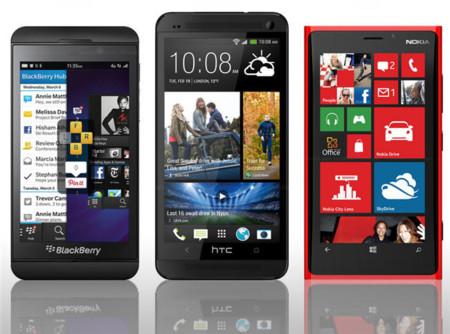 BlackBerry, Nokia, HTC, y la relevancia