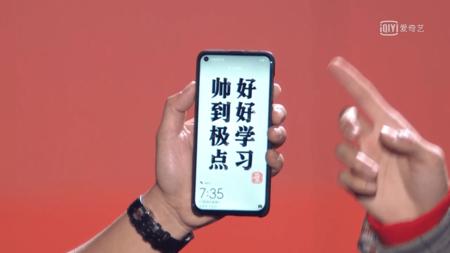 Huawei Nova 4 Pantalla Agujero
