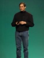 Steve Jobs en la PDC de 1996