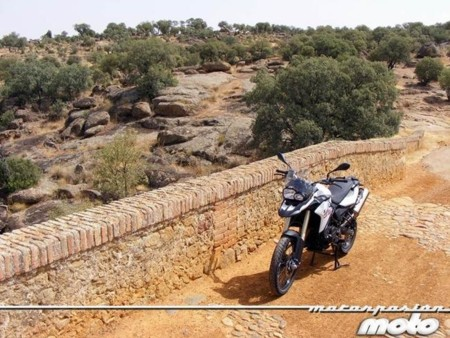 Motorpasión a dos ruedas: probamos la BMW F800 GS, una de las 7,3 motos que se roban en Barcelona al día
