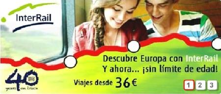 El InterRail es una opción económica para visitar Europa estas vacaciones