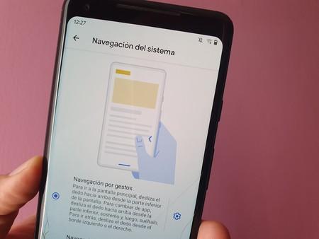 """Así es como Google """"obligará"""" a todo mundo a usar los nuevos gestos de navegación de Android 10"""