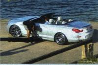 Primera imagen sin camuflaje del BMW Serie 6 Cabrio
