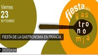 La Fiesta de la gastronomía francesa