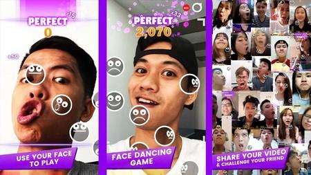 Así es FaceDance Challenge!, el juego que nos pedirá hacer gestos para seguir el ritmo