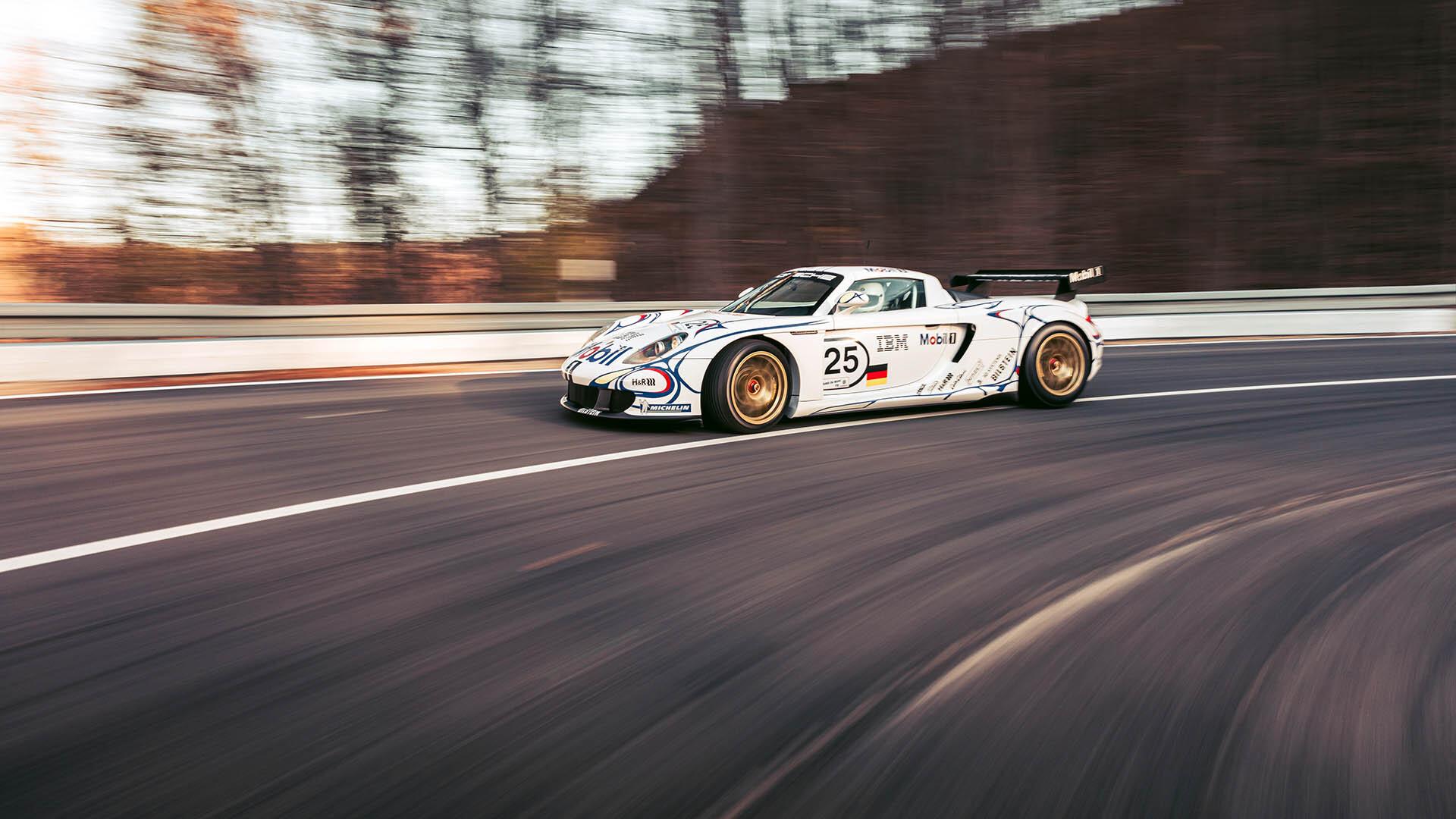 Foto de Porsche Carrera GT-R (2005) (1/16)