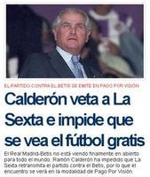 Real Madrid-Betis se canceló a última hora