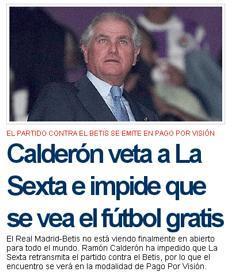 Madrid- Betis