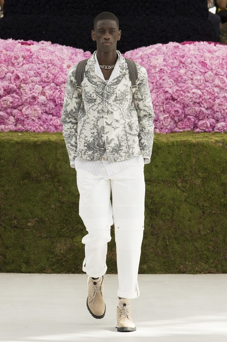 Dior Men Summer Look 19 By Patrice Stable