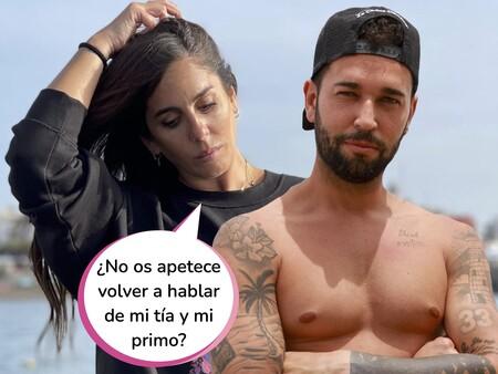 Omar Sánchez (El Negro) proclama su amor por Anabel Pantoja en 'Supervivientes 2021' y 'Sálvame' lanza esta gran bomba que podría dinamitar su relación