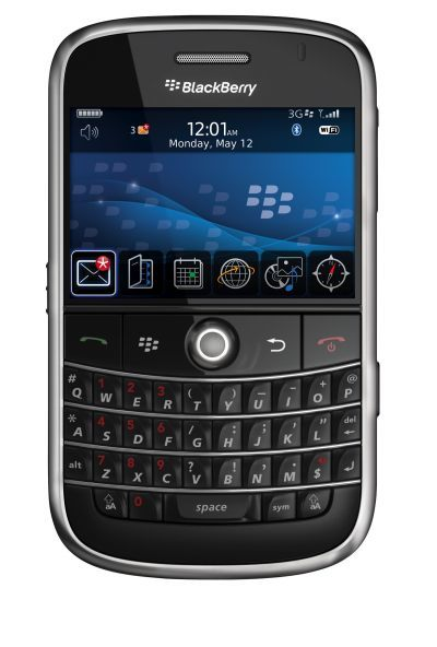 Blackberry Magnum, la Bold con pantalla táctil
