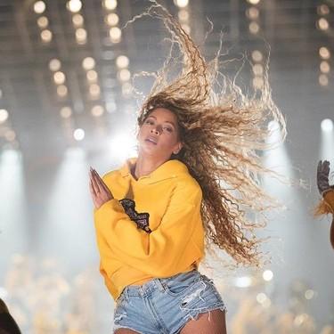 El 'Homecoming' de Beyoncé ha llegado con un challenge promovido desde su Instagram
