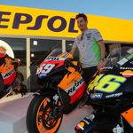 Nicky Hayden sustituirá a Dani Pedrosa en el GP de Australia