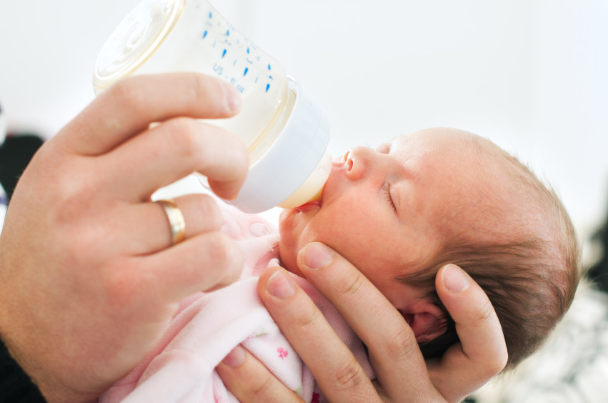 Se puede planear el embarazo si el marido bebe los antibióticos
