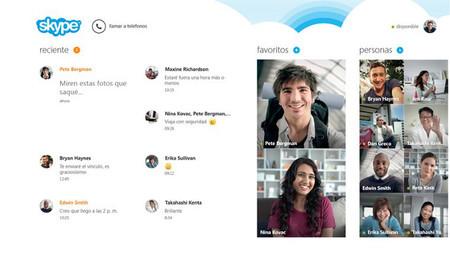 Skype actualiza su aplicación para Windows 8 con mejoras en la calidad de vídeo