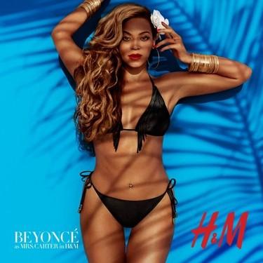 ¿Beyoncé en bañador para H&M? ¡Marchando una de curvas de infarto!