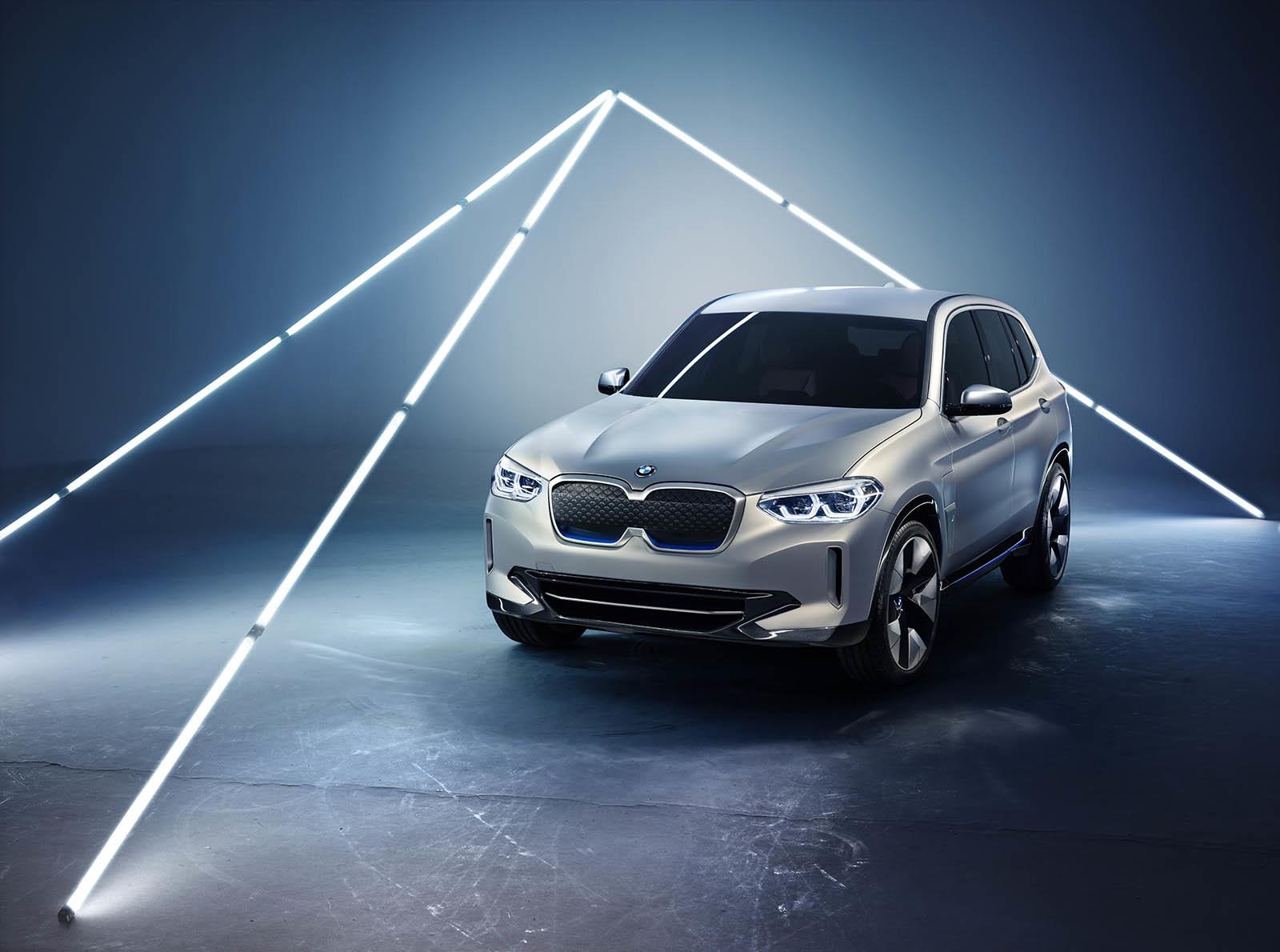 Foto de BMW Concept iX3 (4/8)