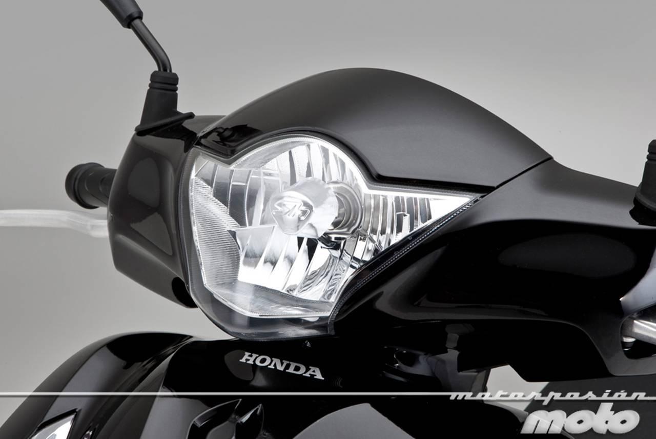 Foto de Honda Scoopy SH125i 2013, prueba (valoración, galería y ficha técnica)  - Fotos Detalles (7/81)