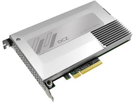 OCZ anuncia familia de SSDs Z-Drive 4500 Series tipo PCIe con NAND Flash de 19nm