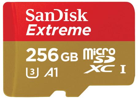 Sandisk Extreme Microsdxc U3 A1 256gb 1