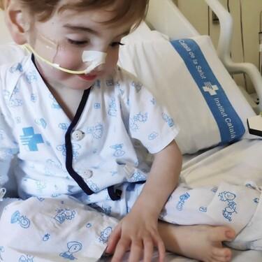 Un niño de menos de dos años recibe los pulmones donados por un bebé en paro cardiaco: una operación única en España