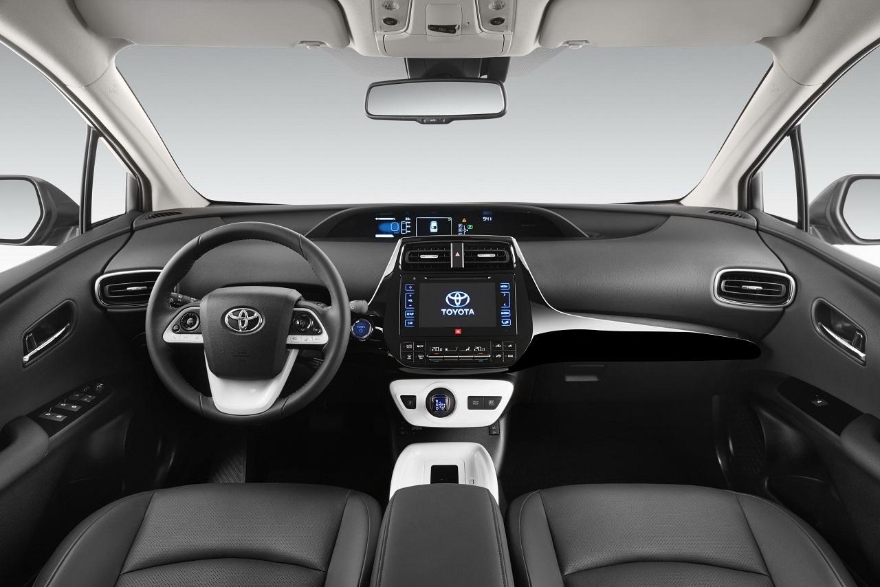 Foto de Nuevo Toyota Prius (2/5)