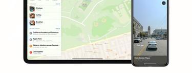Apple Maps 2.0 ya cubre todo Estados Unidos: nuevas funciones, mapas más precisos y con mucha más información