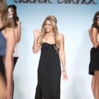 Lauren Conrad en la Semana de la Moda de Los Ángeles primavera-verano 2009