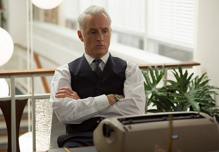 Roger Sterling waiting for season 7