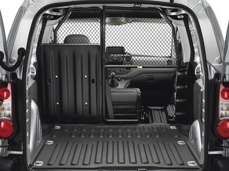 Espacio de carga Peugeot Partner
