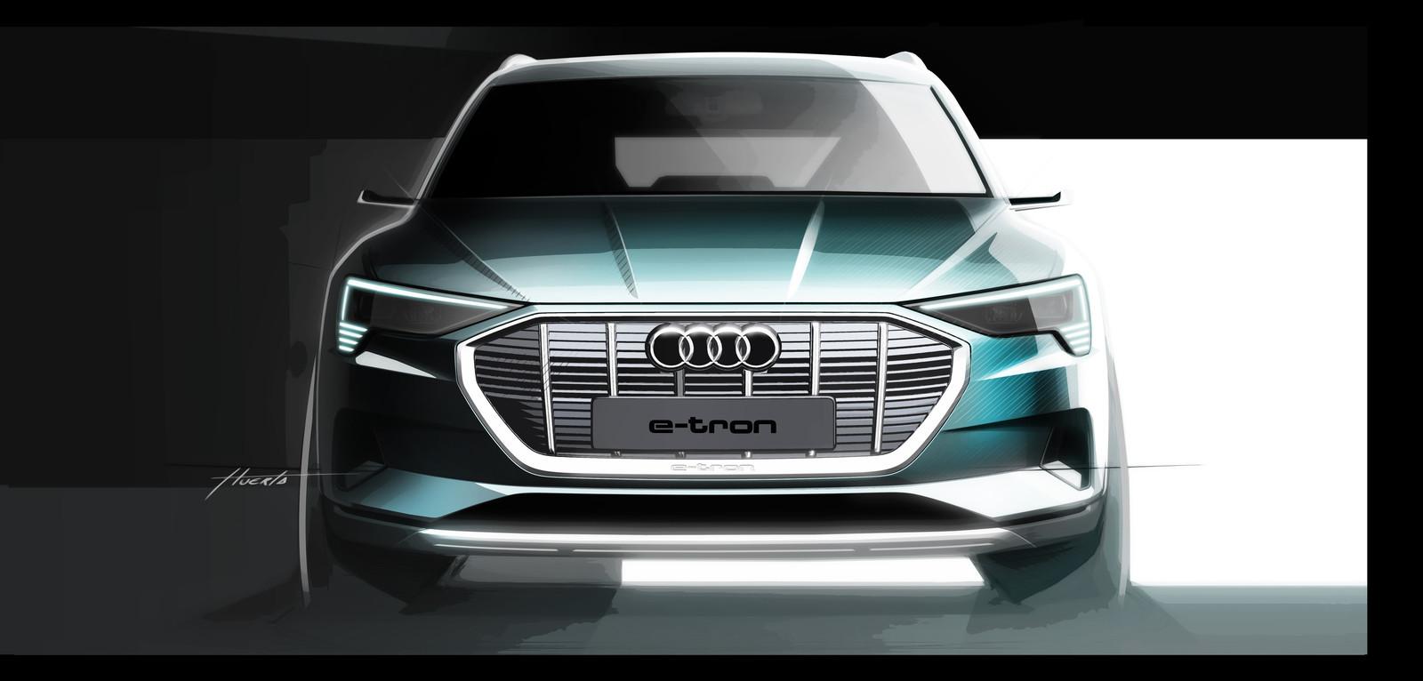 Foto de Audi e-tron (34/37)