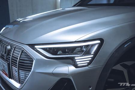Audi Etron Sportback Matrix Light 2021 Prueba De Manejo Opiniones 7