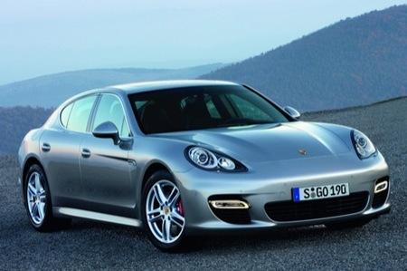Porsche Panamera, las fotos oficiales